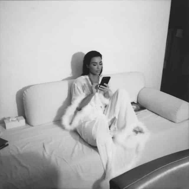 Kim Kardashian aime être comparée à du gel hydroalcoolique !