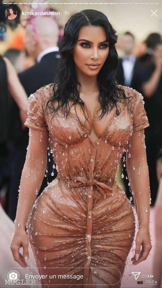Kim Kardashian dévoile ses tenues les plus sexy du Met Gala !