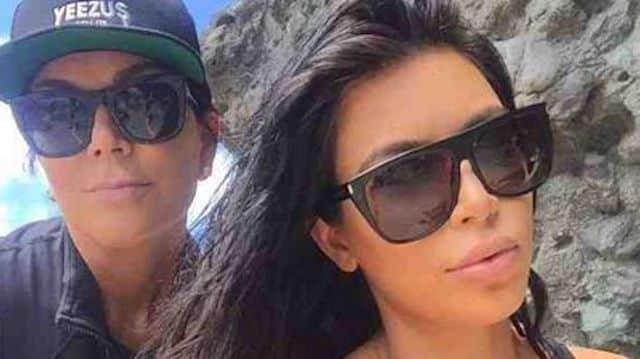Kim Kardashian dévoile une ancienne photo de Kris Jenner en bikini 640