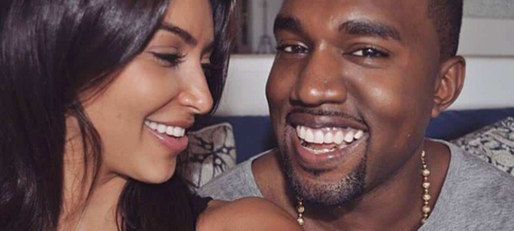 Kim Kardashian ne supporte plus Kanye West 1000