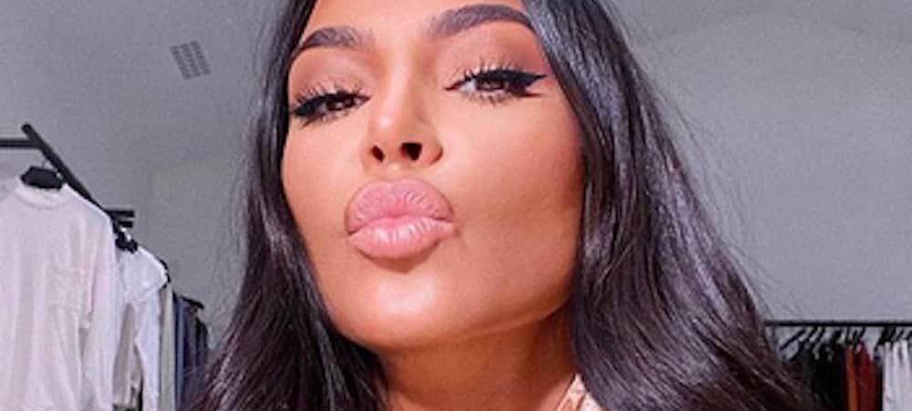 Kim Kardashian plus heureuse que jamais au côté de Kanye West !