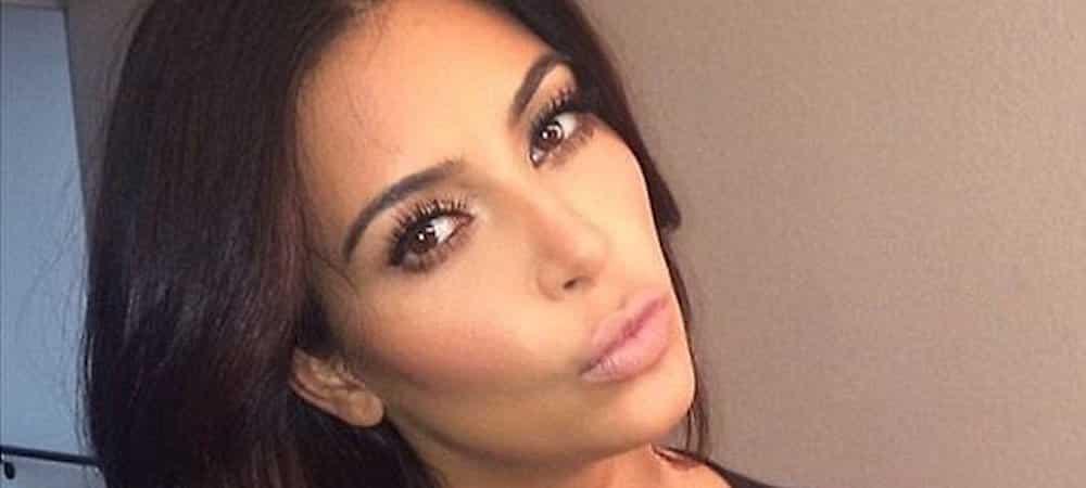 Kim Kardashian se dévoile dans un shooting très osé sur Instagram !