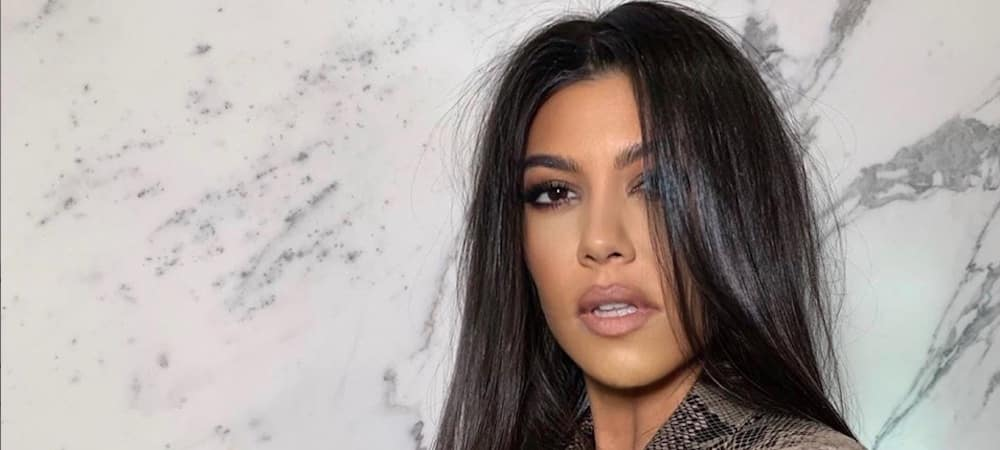 Kourtney Kardashian demande à ses fans de soutenir Ahmaud Arbery 1000