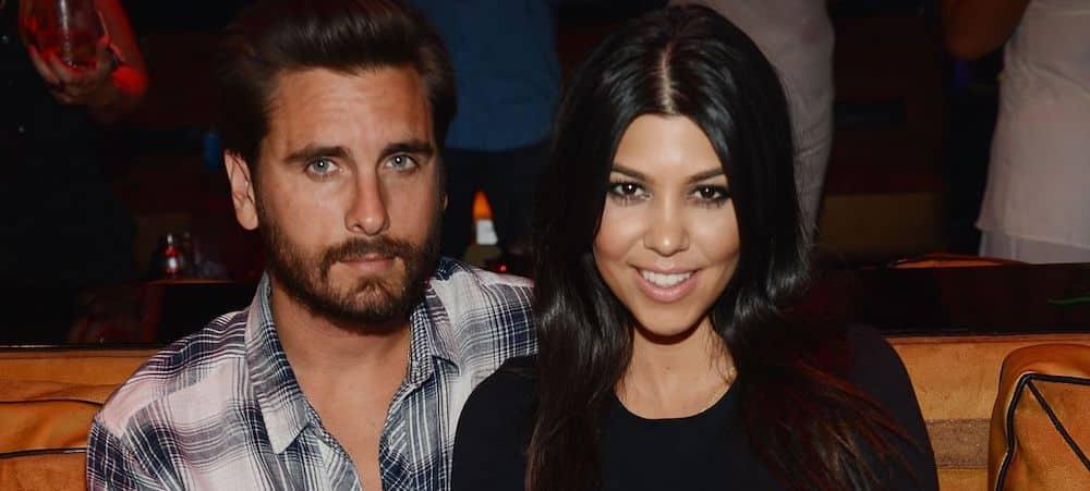 Kourtney Kardashian: son ex Scott Disick discrètement interné en rehab !