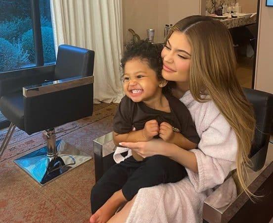 Kylie Jenner a très peur pour sa fille Stormi en pleine crise raciale aux USA !