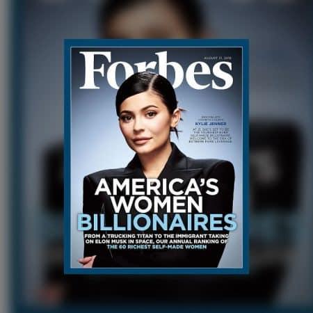 Kylie Jenner bientôt en prison à cause de Forbes ?