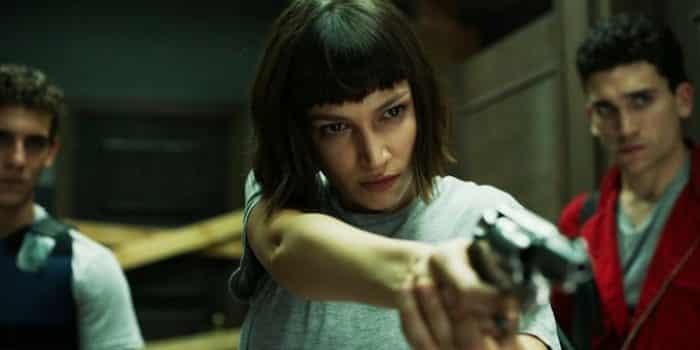 La Casa de Papel saison 5: Tokyo (Ursula Corbero) seule survivante du casse ?
