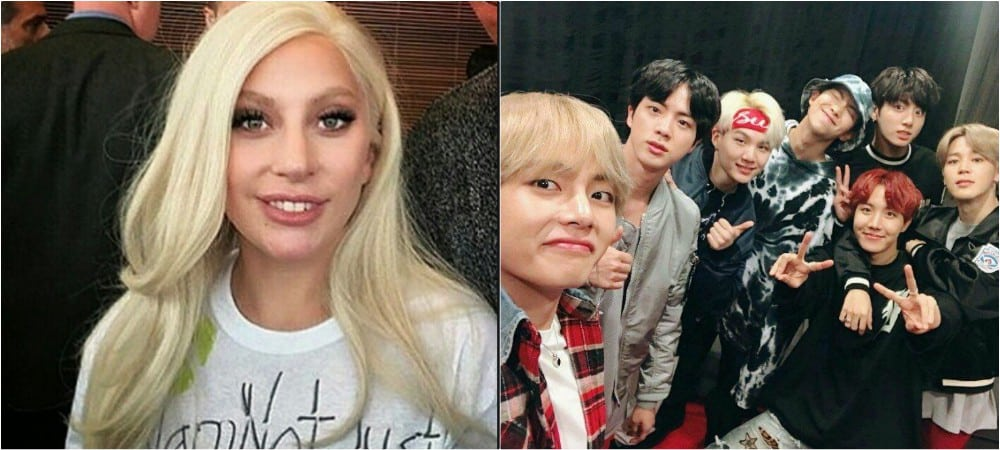 Lady Gaga et BTS participeront à la cérémonie virtuelle de YouTube 1000