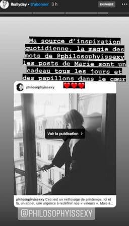 "Laeticia Hallyday: ces photos sexy sont sa ""source d'inspiration"" !"