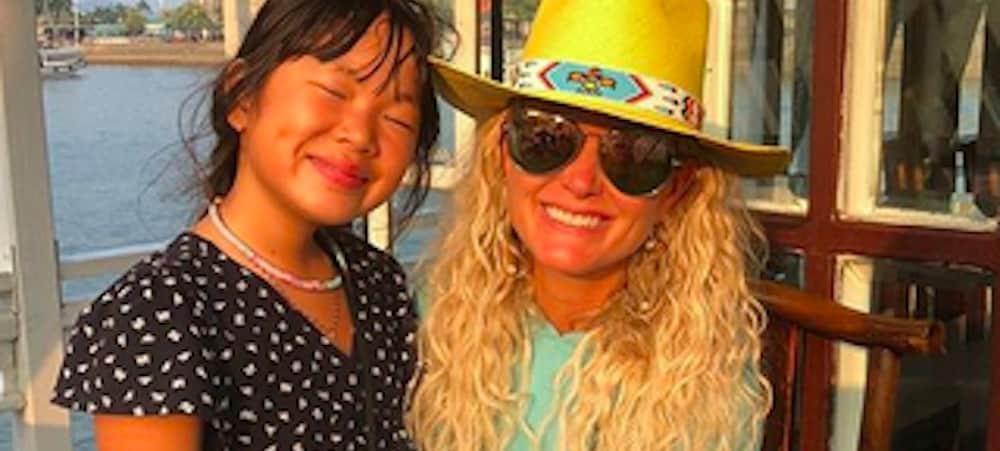 Laeticia Hallyday et Jade: leur TikTok délirant pour la fête des mères !