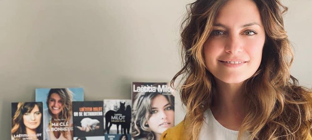 Laëtitia Milot partage une rare vidéo de sa fille Lyana sur Instagram 1000