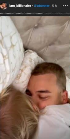 Laurent (JLC Family): son adorable réveil avec Cayden et Chelsea !