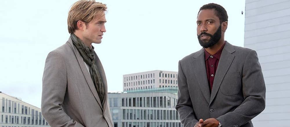 Le film Tenet avec Robert Pattinson représente l'avenir du cinéma !