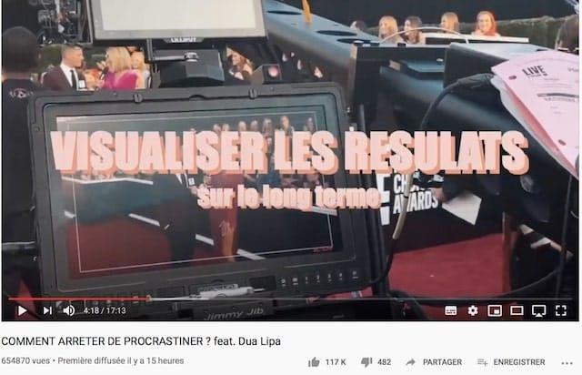 Léna Situations collabore avec la chanteuse Dua Lipa sur Youtube !