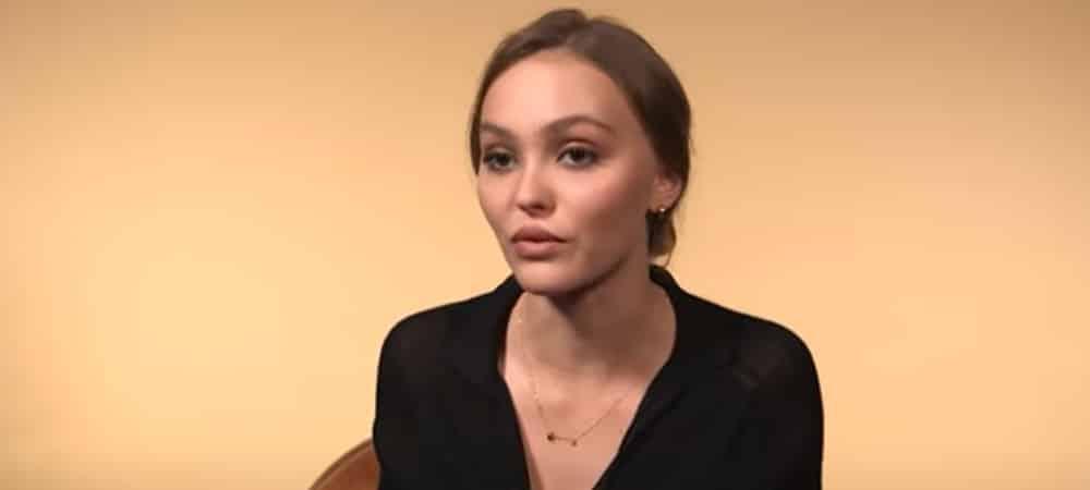 Lily-Rose Depp masquée dans les rues de Paris avec Vanessa Paradis1000