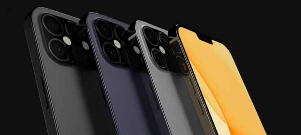 L'iPhone 13 se dévoile alors que l'iPhone 12 n'est pas encore sorti !
