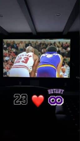 M Pokora: son clin d'oeil émouvant à Kobe Bryant sur Instagram !