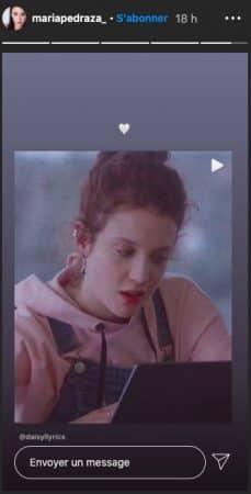 Maria Pedraza déjà nostalgique de son rôle dans la série Elite ?