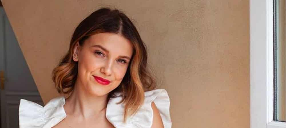Millie Bobby Brown dévoile les produits Florence by Mills 13052020-