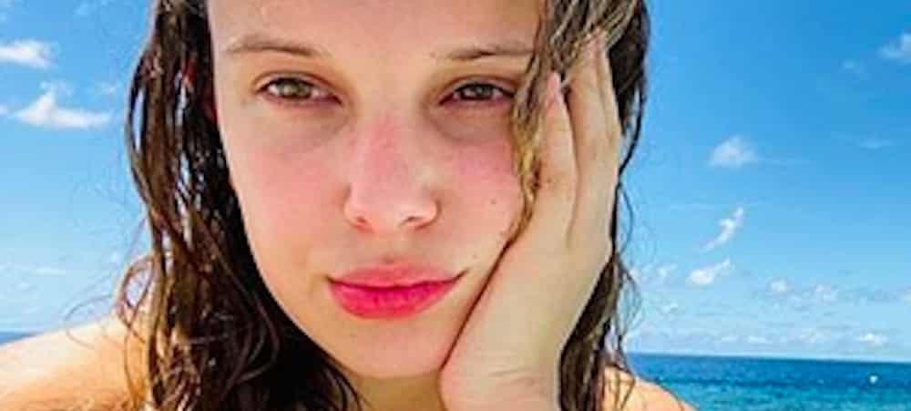 Millie Bobby Brown: son rituel pour avoir une belle peau dévoilé !