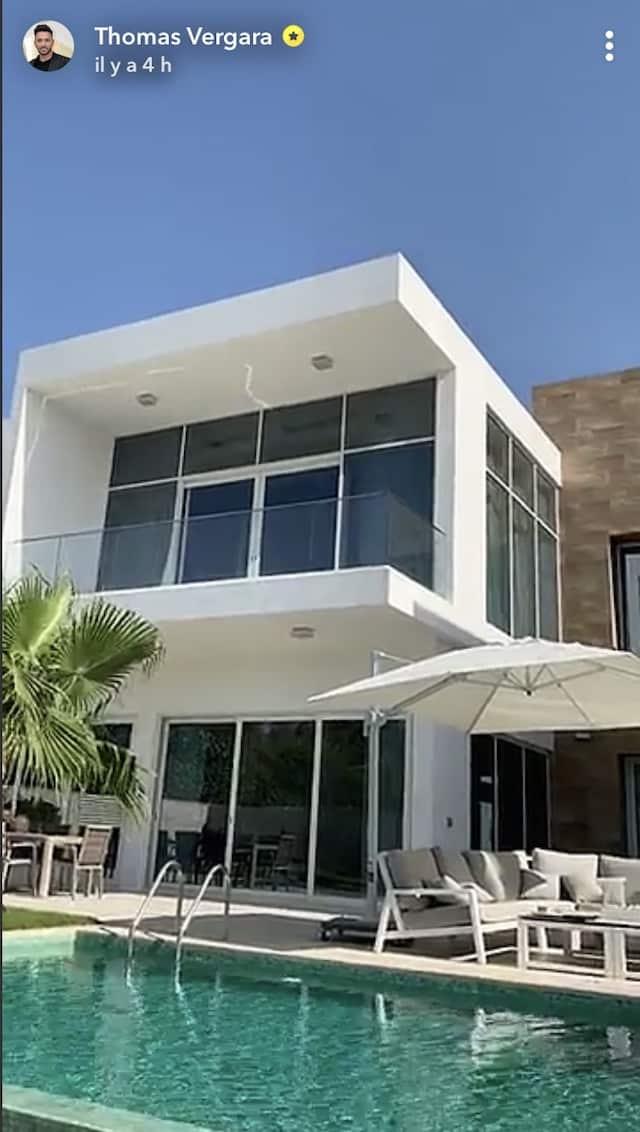 Nabilla et Thomas Vergara vivent séparément dans leur villa à Dubaï !