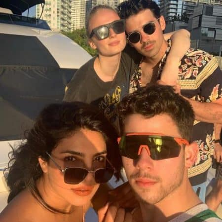 """Sophie Turner et Joe Jonas: leur confinement était """"délicieux"""" !"""