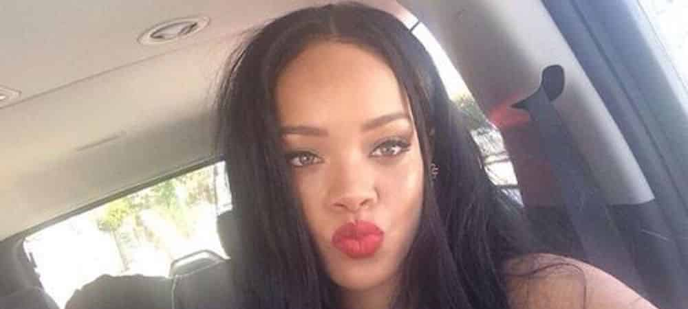 Rihanna s'affiche sexy avec des lunettes de soleil sur Instagram 1000