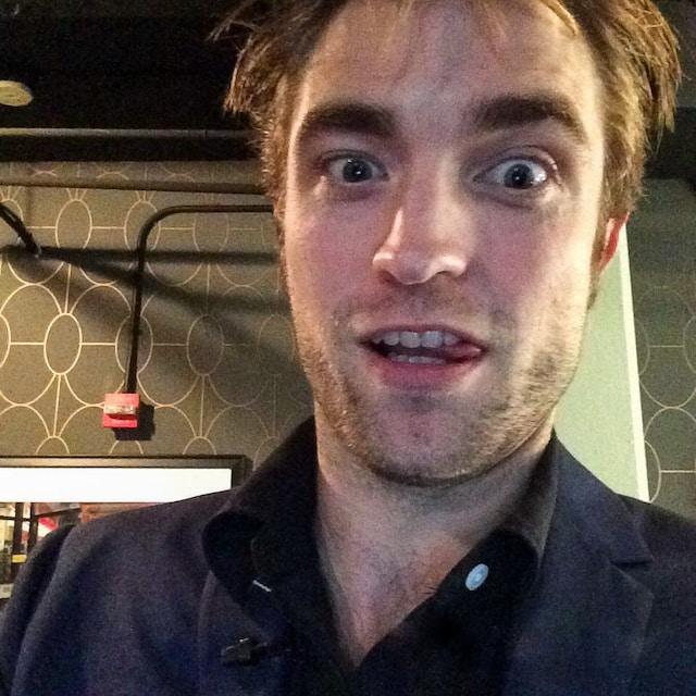 Robert Pattinson (Batman) utilisé par la police pour lutter contre le Covid !