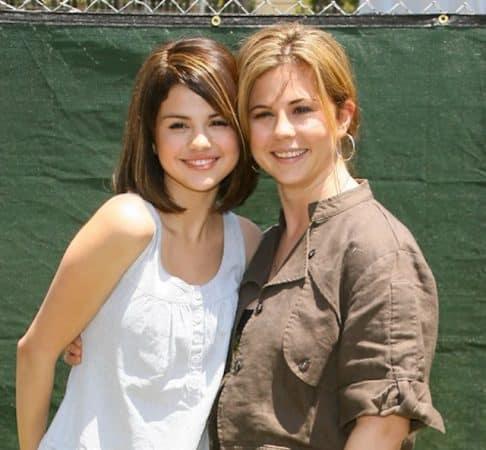 Selena Gomez ressemble énormément à sa maman !
