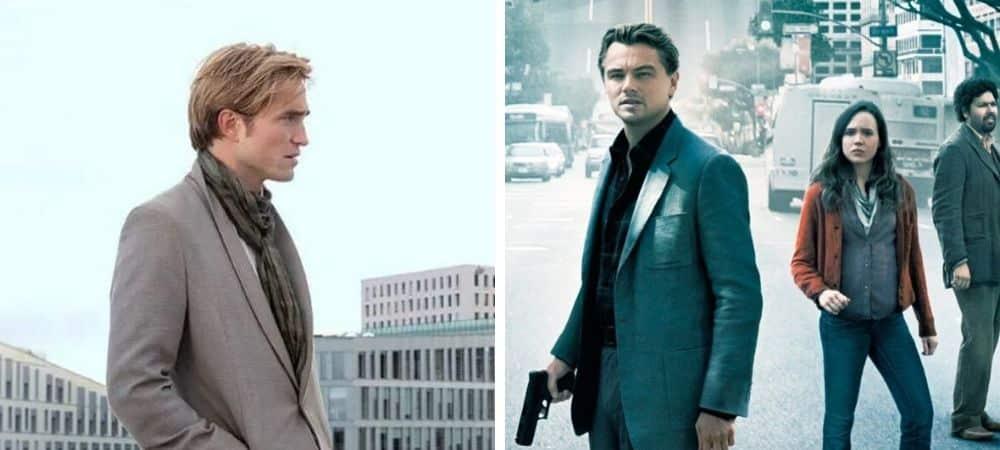 Le film Tenet avec Robert Pattinson est-il la suite d'Inception ?
