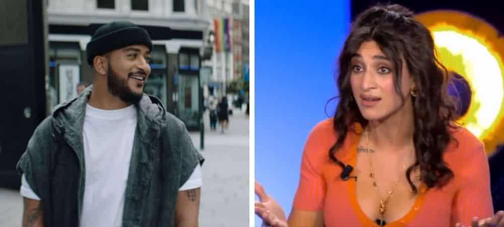 Slimane comme Angèle, il soutient Camélia Jordana malgré la polémique !