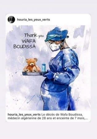 Sofiane bouleversé par le décès d'une infirmière enceinte en Algérie !