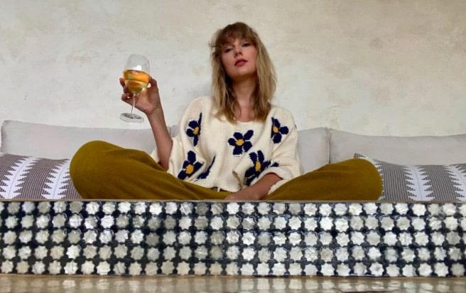 Taylor Swift: son chéri partage des photos intimes de leur confinement !