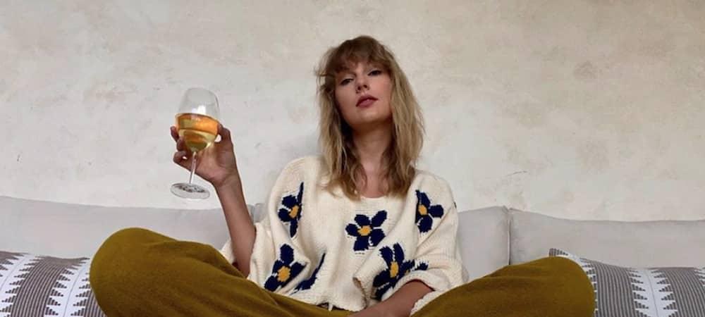 Taylor Swift-son concert City of Lover débarque sur Disney + 1000