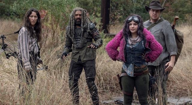 The Walking Dead saison 10: pas de finale avant cet automne ?