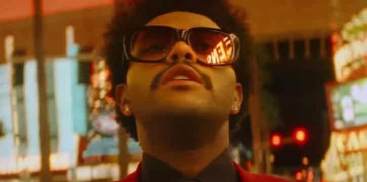 The Weeknd- comment le fameux clip The Blinding Lights a été tourné 720