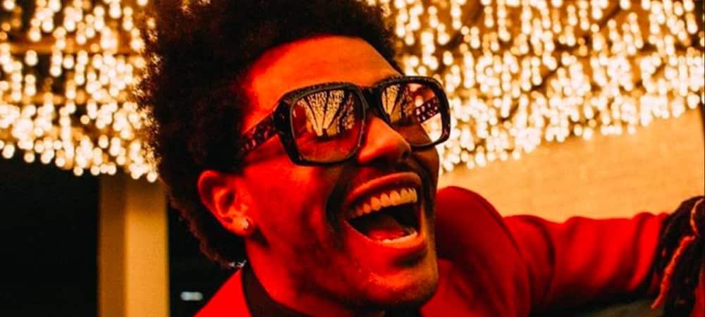 The Weeknd en concert à l'AccorHotels Arena en octobre 2021 25052020
