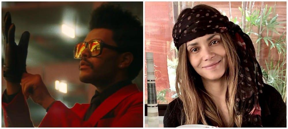 The Weeknd et Halle Berry sont-ils en train de flirter publiquement 1000