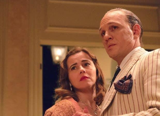Tom Hardy- sa partenaire terrifiée de le gifler sur le tournage de Capone 640
