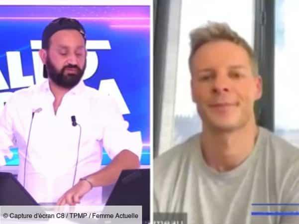 TPMP: Matthieu Delormeau rassure ses fans sur son état de santé !