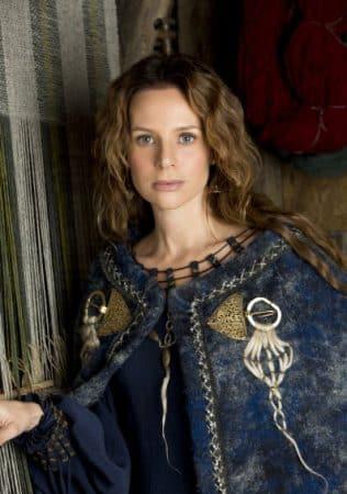 Vikings: qui est Jessalyn Gilsigt qui interprète Siggy Haraldson ?