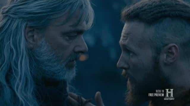 Vikings saison 6- qui est le mystérieux autre Athelstan (Othere) 640