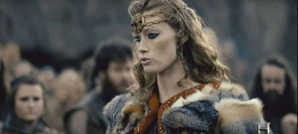 Vikings: les 5 choses terribles d'Aslaug dans la série !