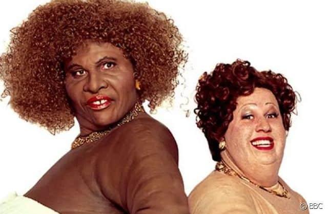 Little Britain: la série retirée de Netflix à cause des blackfaces !