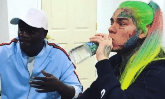 Wejdene dévoile une parodie hilarante de 6ix9ine et Akon sur Instagram !