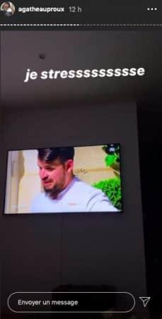 Agathe Auproux ultra stressée par la finale de Top Chef 2020 !