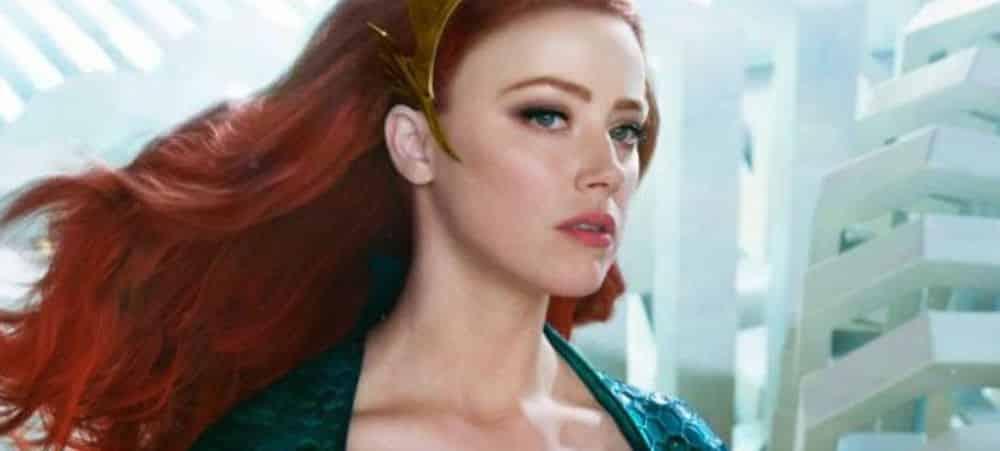 Amber Heard: la pétition pour la virer d'Aquaman 2 cumule 450 000 signatures !