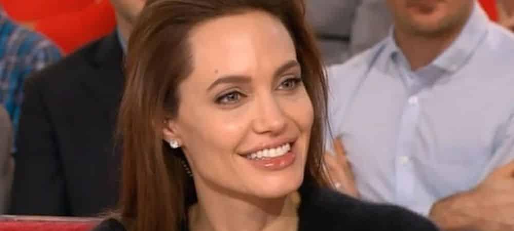 Angelina Jolie: l'ex de Brad Pitt revient sur son confinement !