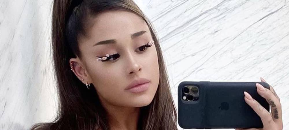 Ariana Grande officialise enfin sa relation avec son nouveau petit-ami1000