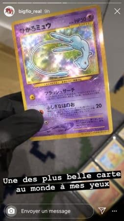 Bigflo collectionne les cartes Pokemon les plus rares au monde !
